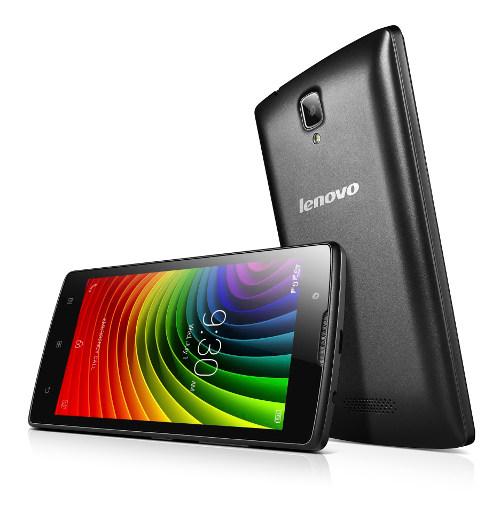 "Lenovo Smartphone A2010 Dual SIM/4,5"" TN/854x480/Quad-Core/1,0GHz/1GB/8GB/5Mpx/LTE/Android 5.1/Black"