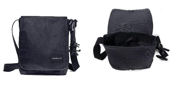 Crumpler Betty Blue Sling XS - black denim