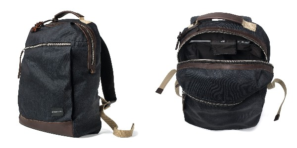 Crumpler Betty Blue Backpack - dk. denim/earth brown