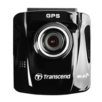 "TRANSCEND digitální kamera do auta DP220A, 16G, 2.4"" LCD, GPS. LDWS, FCWS, Parking Mode, WiFi"