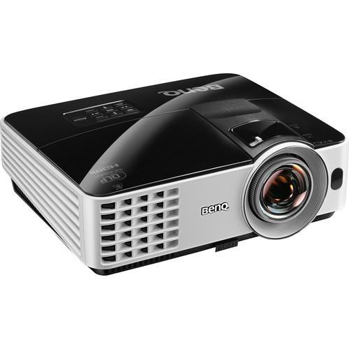 BenQ DLP Projektor MX631ST/3D/XGA 1024x768/3200 ANSI lm/13000:1/HDMI/USB/1x10W repro/Short Throw