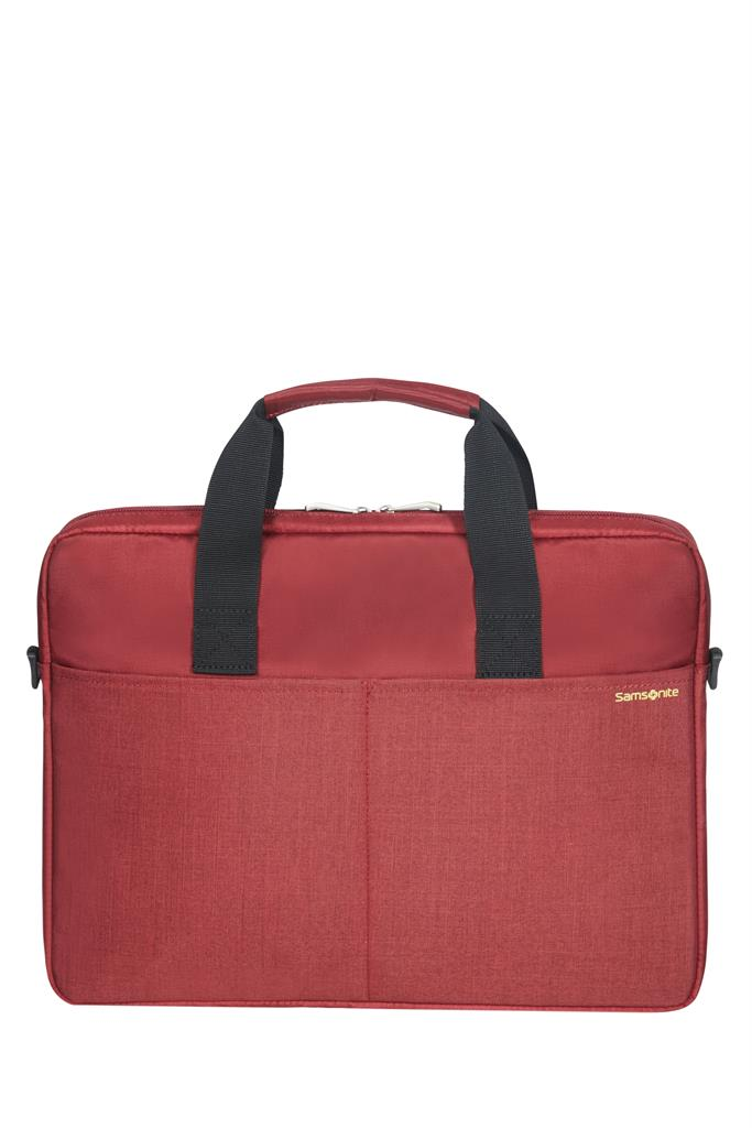 SAMSONITE CT3-20-001 Case SAMSONITE CT320001 SIDEWAYS 2.0 13,3 comp, pock, topload., TIBETAN RED