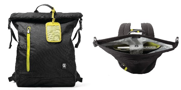 Crumpler Track Jack Day Backpack - black