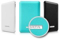 BAZAR ADATA PowerBank PV120 - externí baterie pro mobil/tablet 5100mAh, 2,1A, modrá - VADNY