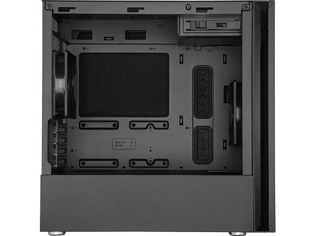 COOLER MASTER PC skříň SILENCIO S400 Steel MINI TOWER