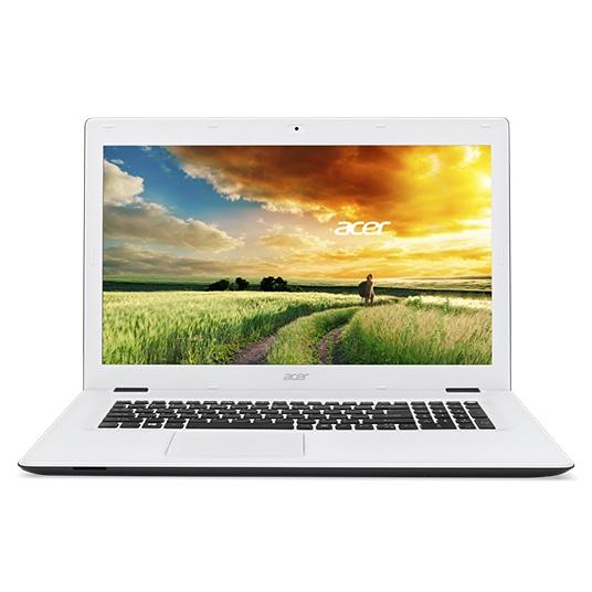 "Acer Aspire E 17 (E5-752G-T635) AMD Quad-Core A10-8700P/4GB+4GB/1TB+N/AMD R7 M360 2G/DVD-RW/17.3"" FHD LED/BT/W 8.1/Cotton White"