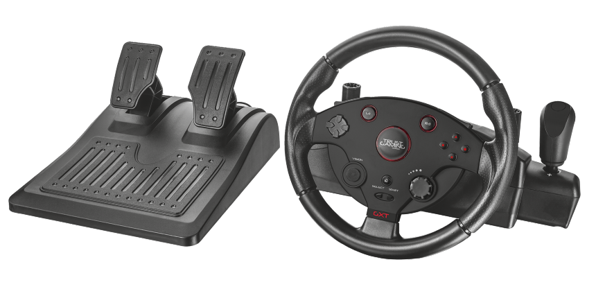 volant TRUST GXT 288 Racing Wheel