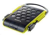ADATA HD720 Durable 1TB 2.5'' externí disk USB 3.0 zelený, certifikát IP68