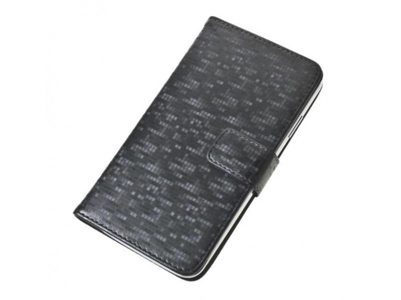 "Aligator Pouzdro BOOK GLAMMY L (4,5""- 5"") Black"