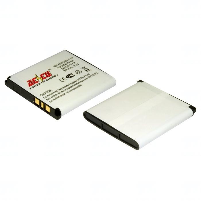 Baterie Accu pro Sony Ericsson K850i, C902, K770i, R300, S500i, T650i, W580i, W760, Li-ion, 900mAh