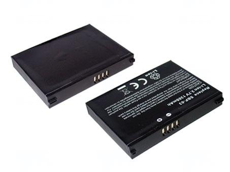 Baterie T6 power Asus MyPal A630 serie, 1100mAh