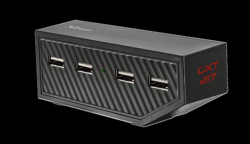 Rozbočovač TRUST GXT 217 USB Hub for Xbox One