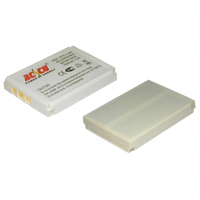 Baterie Accu pro Nokia 3310, 3410, 3330, Li-ion, 1400mAh