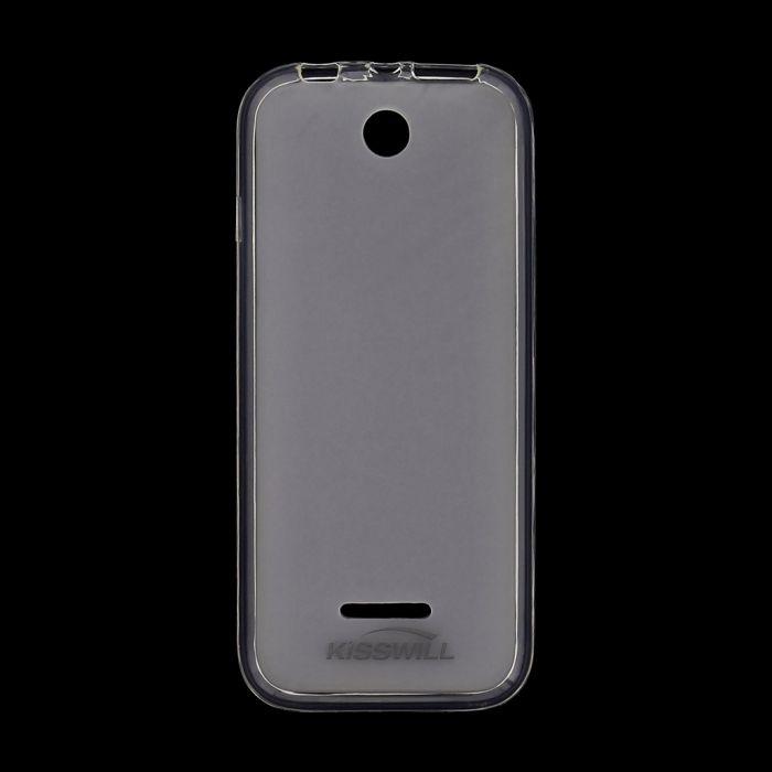 Kisswill TPU Pouzdro Transparent pro Nokia 225
