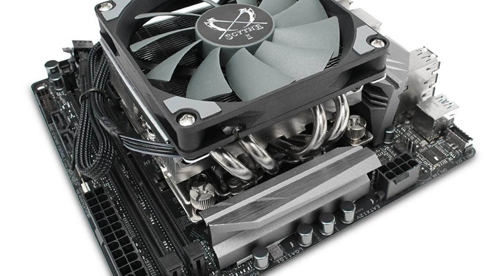 SCYTHE SCSK-2000 SHURIKEN 2 CPU Cooler