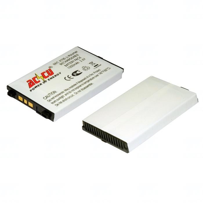 Baterie Accu pro Sony Ericsson T226, T230, K300i, K500i, K700i, J200, Z200, Z500, Li-ion, 1000mAh