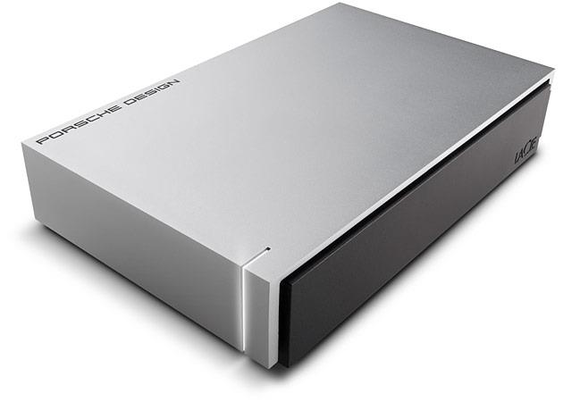 Ext. HDD LaCie Porsche Design Desktop 8TB USB 3.0