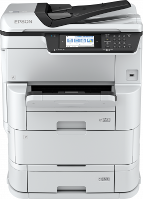 EPSON WorkForce Pro WF-C878RDTWF