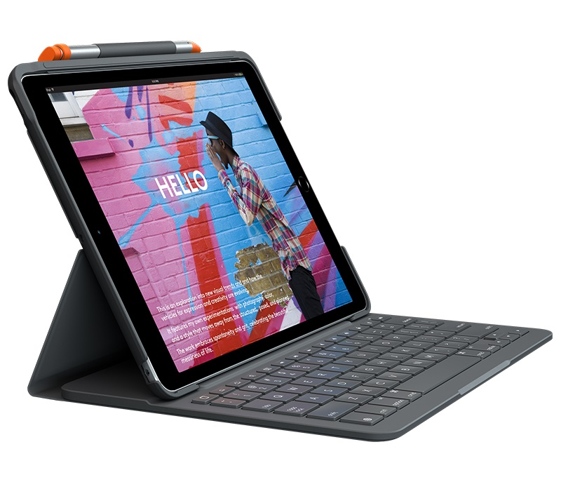 Logitech Slim Folio pro iPad (7. gen.)