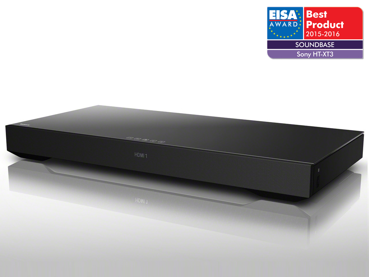 Sony Soundbar HT-XT3, 350W, 2.1k, BT/NFC, pod TV