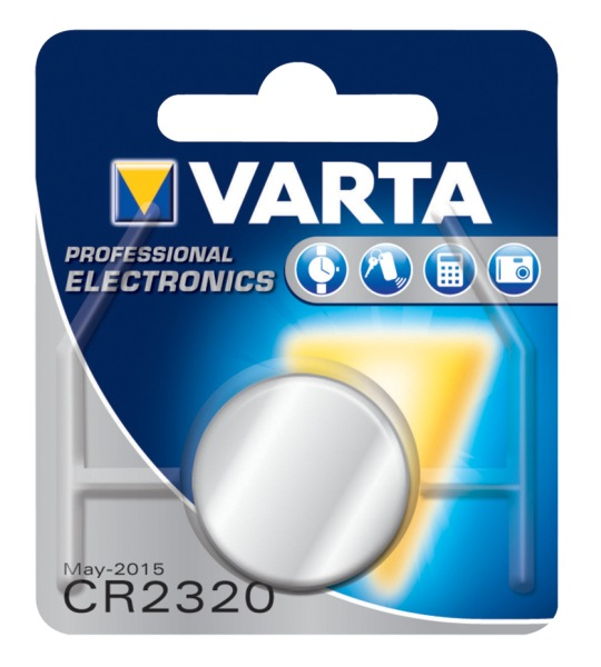 CR2320 Varta - lithiová baterie, 1 ks