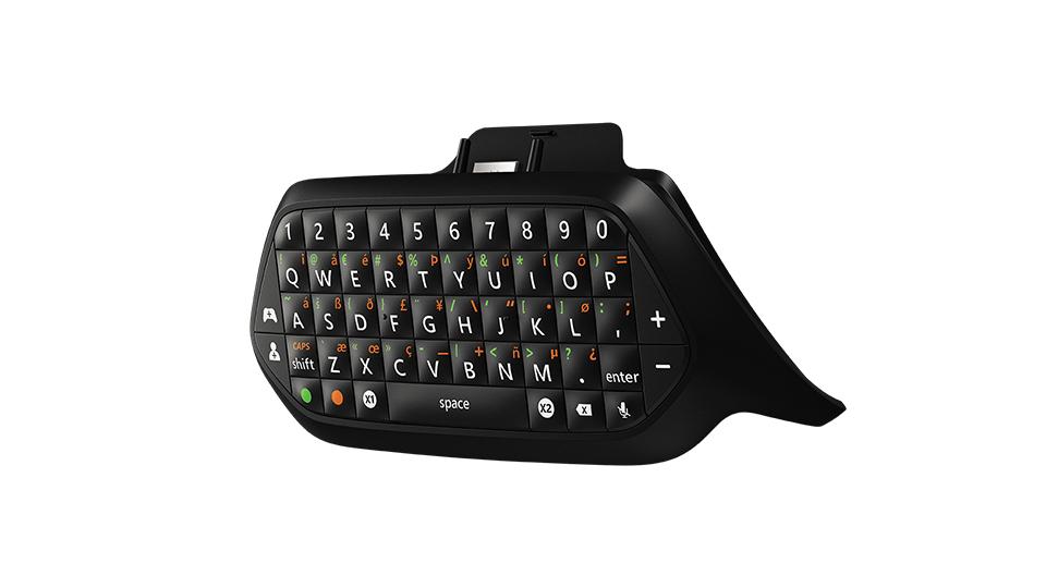 XBOX ONE - Chatpad - klávesnice k ovladači (anglická)