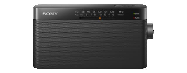 SONY ICF-306 Kompaktní rádio