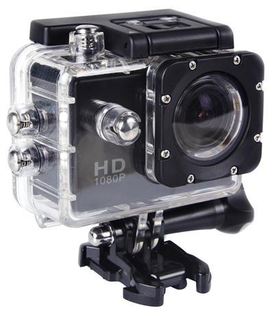 C-TECH sportovní kamera MyCam 250 Wide, Full HD, WiFi