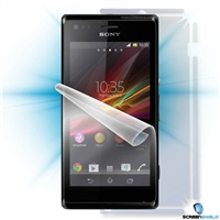 ScreenShield fólie na celé tělo pro Sony Xperia M