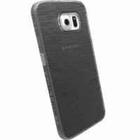 Krusell zadní kryt FROSTCOVER pro Samsung Galaxy S6, transparentní černá