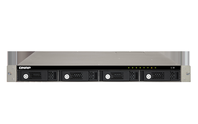 QNAP TVS-471U-RP-i3-4G (3,5G/4GB RAM/4xSATA)