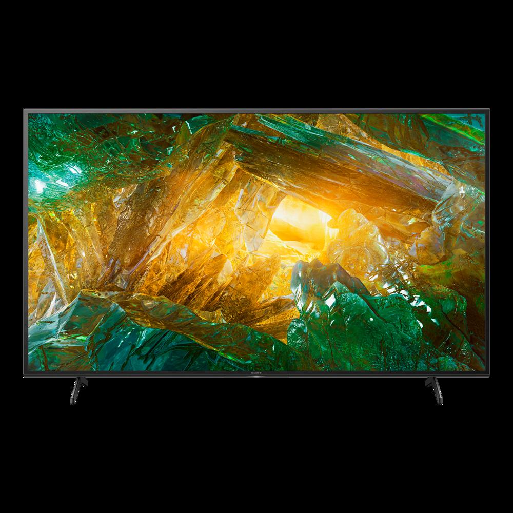 "Sony 85"" 4K HDR TV KD-85XH8096BAEPP"