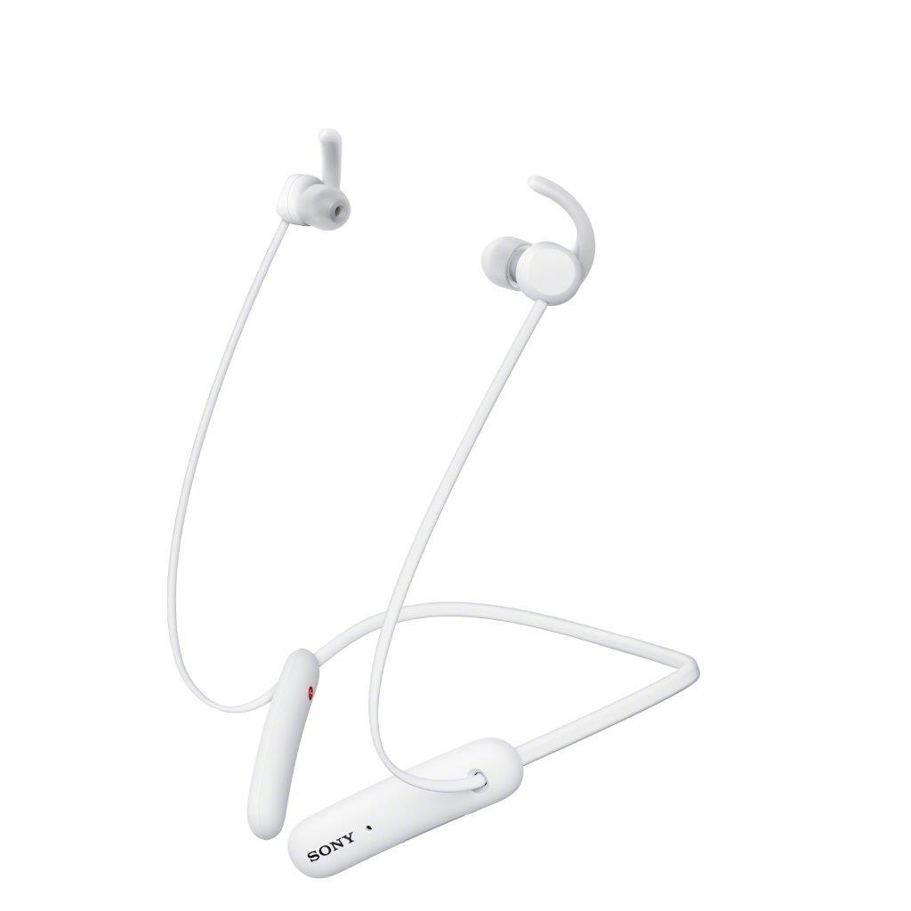 Sony sport WI-SP510, bílá