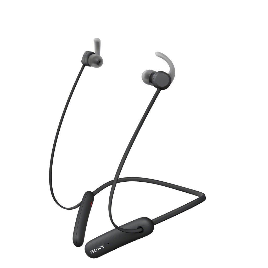 Sony sport WI-SP510, černá