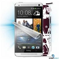 ScreenShield fólie na displej + skin voucher (včetně poplatku za dopravu k zákazníkovi) pro HTC One (M7)