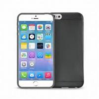 Puro zadní kryt Crystal pro iPhone 6, černá