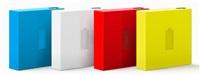 Nokia univerzální přenosný záložní zdroj/nabíječka micro USB (Powerpack) DC-18, červená