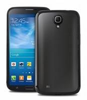 Puro kryt Clear pro Samsung Galaxy Mega 6.3 (i9205), černá