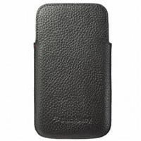 BlackBerry pouzdro kožené pro BlackBerry Classic, černá