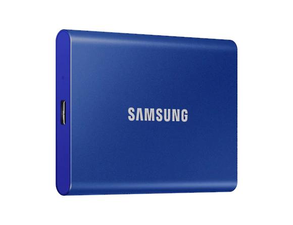 "Samsung externí SSD 2TB 2,5"" / USB 3.1 Gen2/ Modrý"