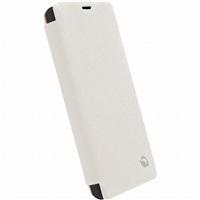 Krusell flipové pouzdro MALMÖ FLIPCASE pro Sony Xperia Z1 Compact, bílá