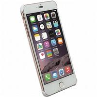 Krusell zadní kryt MALMÖ TEXTURECOVER pro Apple iPhone 6 Plus, bílá