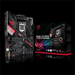 ASUS MB Sc LGA1200 ROG STRIX Z490-H GAMING, Intel Z490, 4xDDR4, 1xDP, 1xHDMI