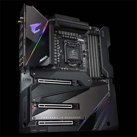 GIGABYTE MB Sc LGA1200 Z490 AORUS XTREME Rev. 1.0, Intel Z490, 4xDDR4, 1xHDMI, WI-FI, E-ATX