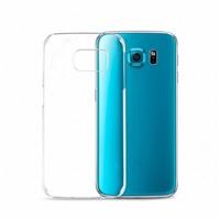 Puro zadní kryt Plasma pro Samsung Galaxy S6, transparentní