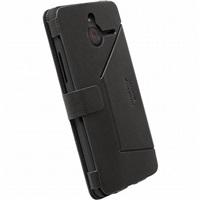 Krusell flipové pouzdro MALMÖ FlipWallet pro Microsoft Lumia 640 XL, černá