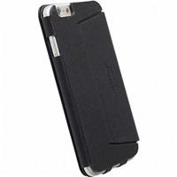 Krusell flipové polohovací pouzdro MALMÖ FLIPCASE STAND pro Apple iPhone 6, černá