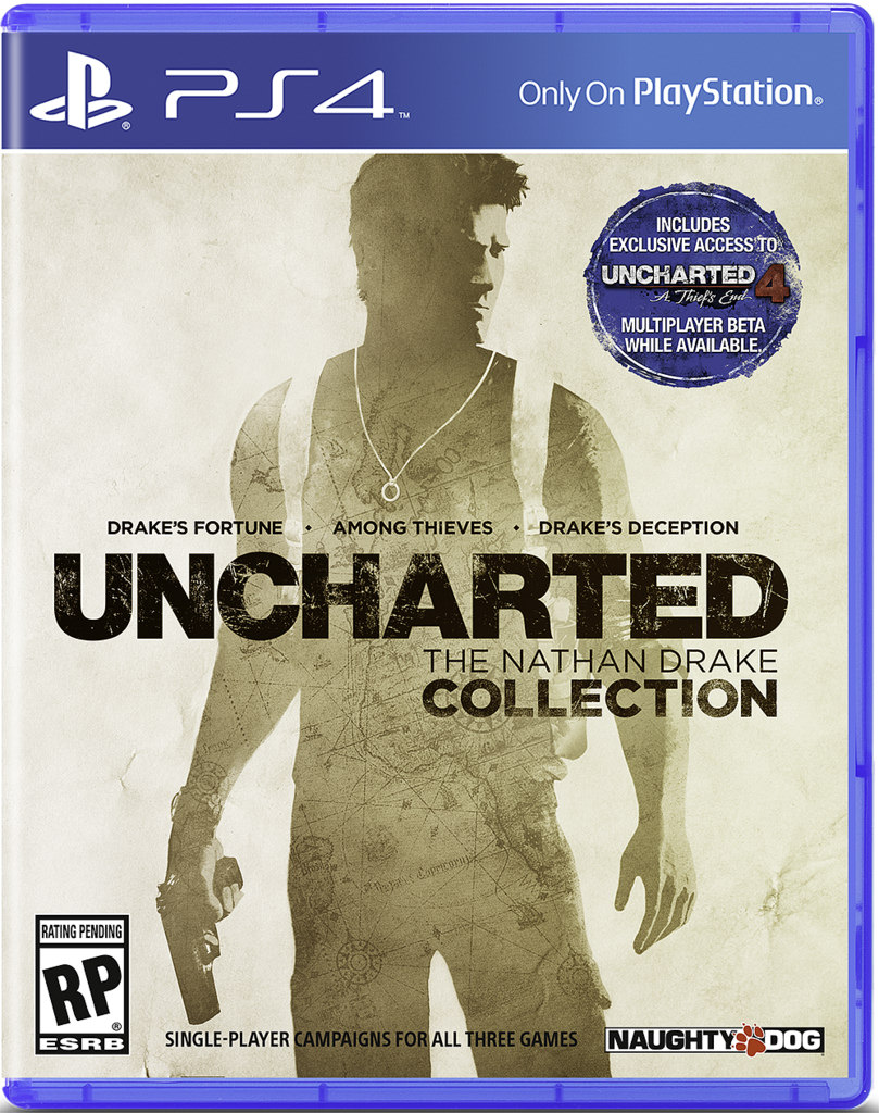 SONY PS4 hra Uncharted Collection