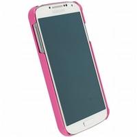 Krusell zadní kryt BIOCOVER pro Samsung Galaxy S4 (i9505), růžová