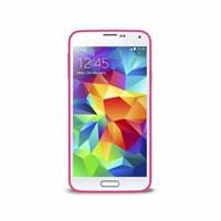Puro kryt Clear pro Samsung Galaxy S5, růžová